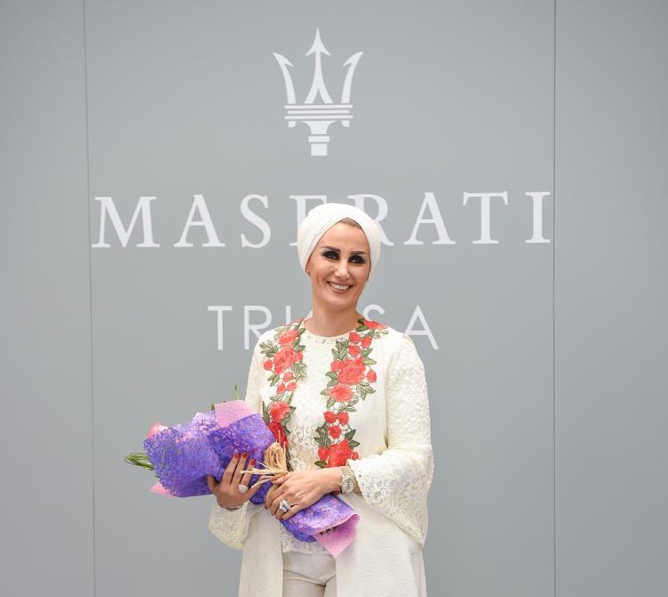 A Chit Chat with Arabia Weddings: Abaya Designer Rania Darwish