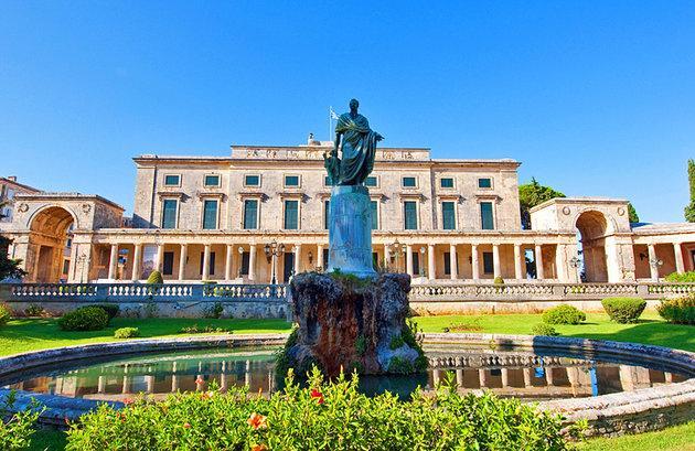 Corfu Points of Interest For Honeymooners