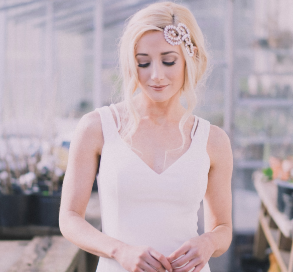 Polly & Bella Release 2017 Bridal Hair Accessories