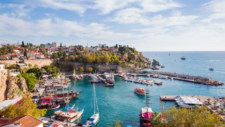 The Top Hotels and Resorts in Antalya