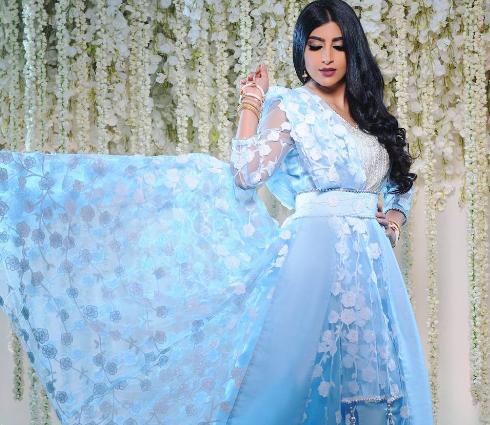Your Bridal Abaya Inspired by Buthaina Al Raisi