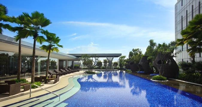 6 Unique Hotels in Bandung in Indonesia