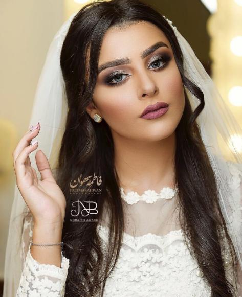 أجمل مكياج العرائس بأنامل خبيرة التجميل السعودية نوره بو عوض