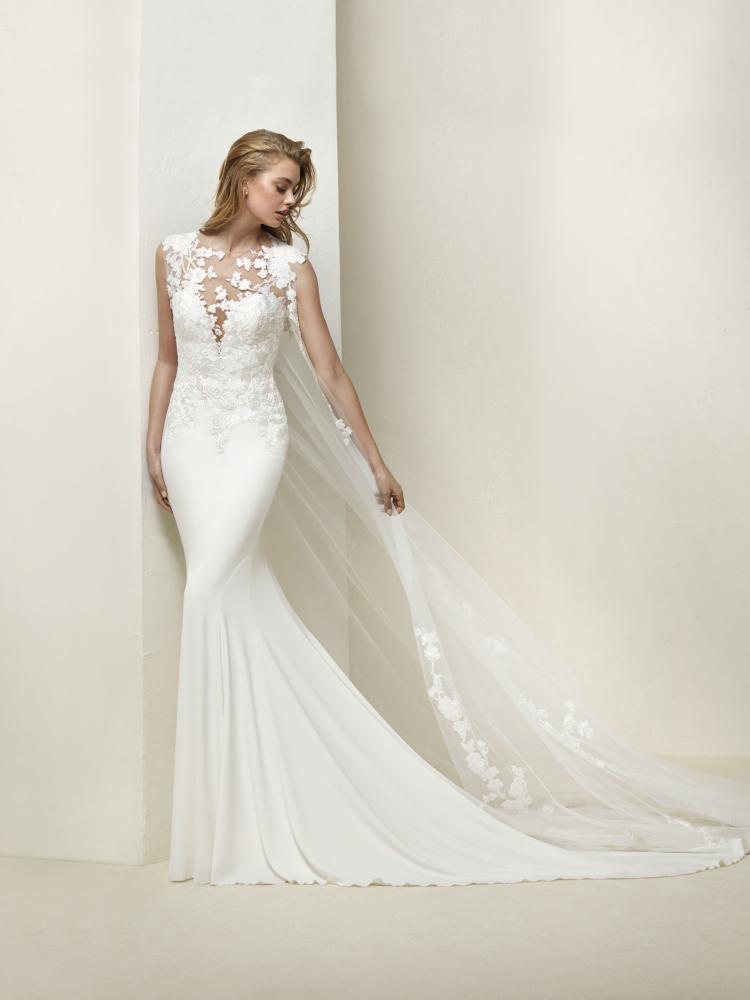 The 2018 Spring Wedding Dress Collection by Pronovias
