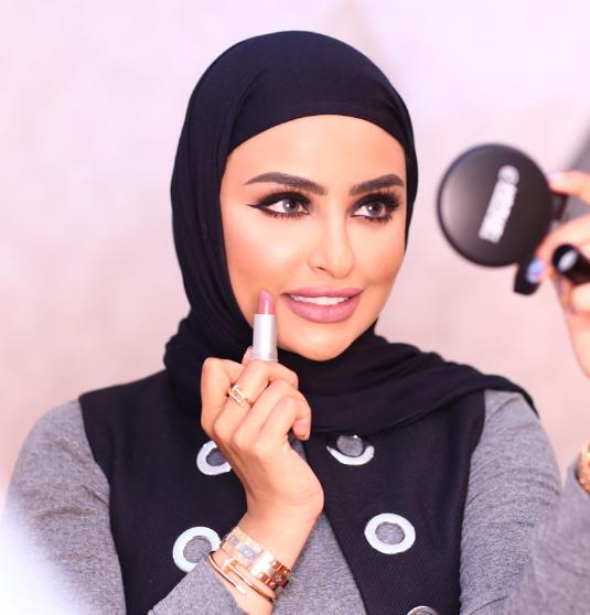 أفكار لمكياج عروس ساحر بأسلوب الكويتية سندس القطان