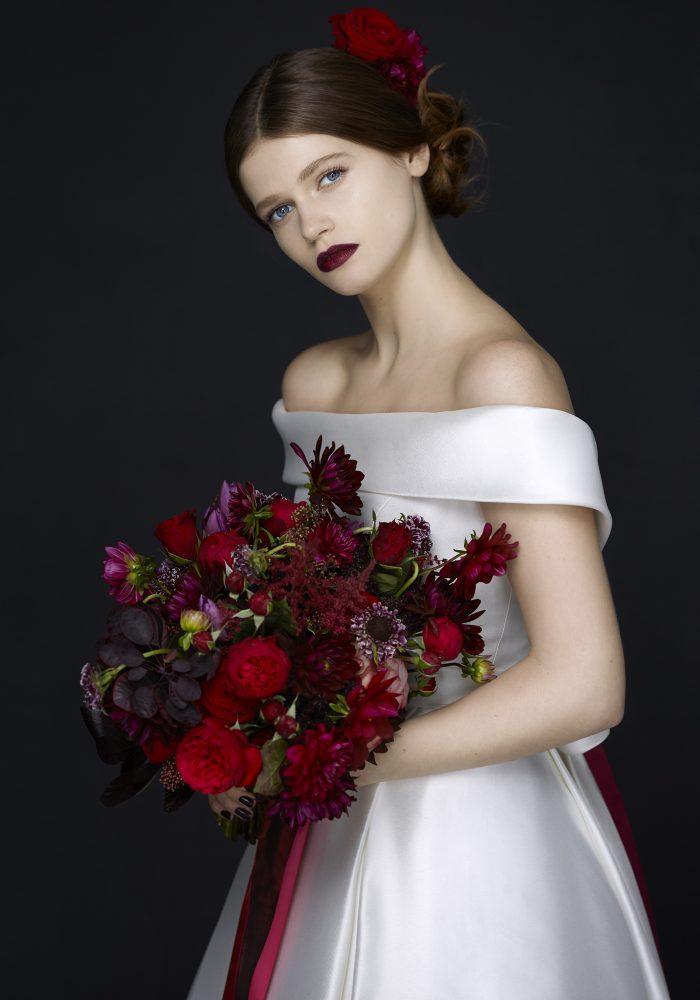 Stunning Designs by Marguerite Hannah: British Bridalwear Designer of the Year