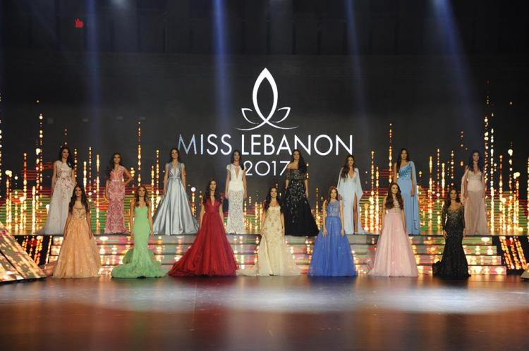 Your 2018 Engagement Dress Inspired by Miss Lebanon
