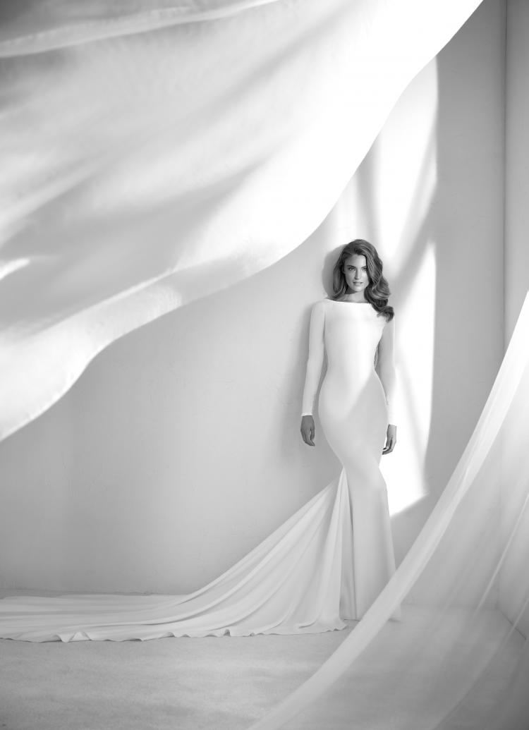 The 2018 Atelier Pronovias Wedding Dress Collection