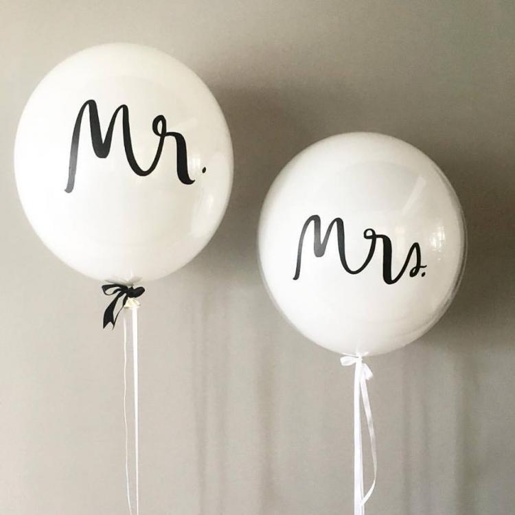 6 Balloon Shops in Dubai For Your Wedding