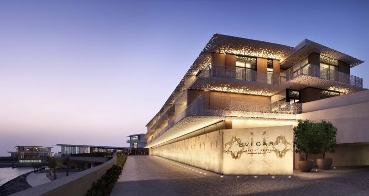 Bvlgari Adds An Urban Oasis Retreat to Its Collection: The Bvlgari Resort Dubai
