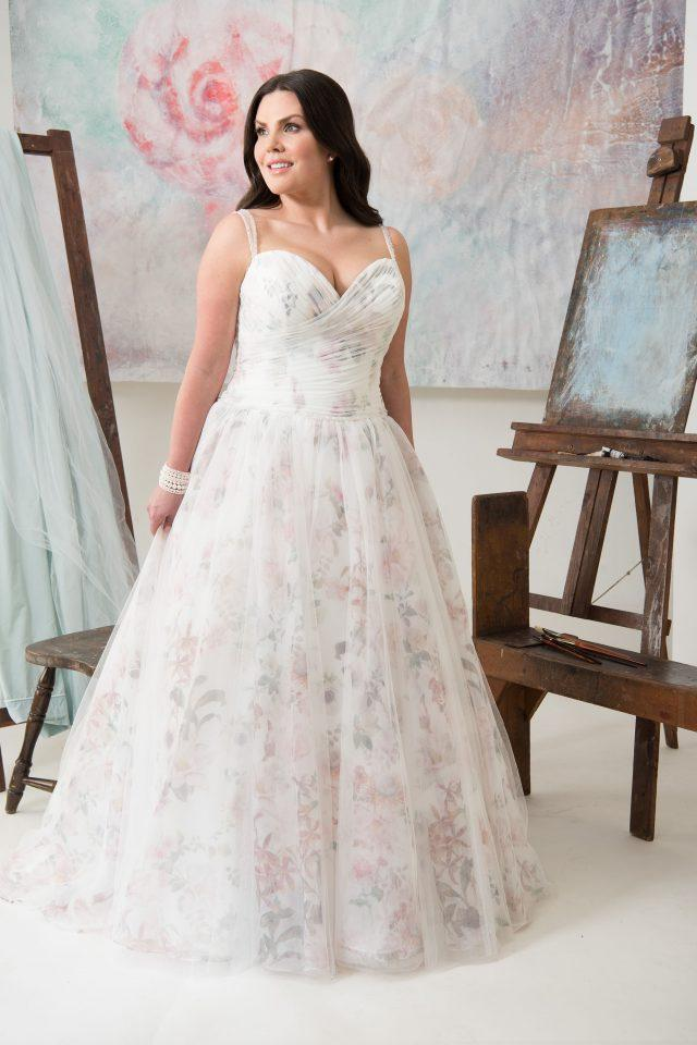 6 Plus Size Wedding Dresses We Love From Callista