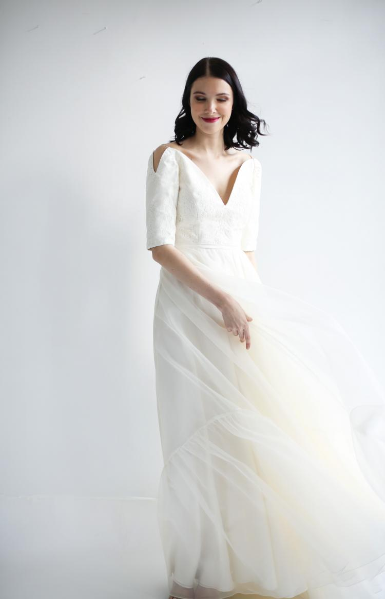 Leanne Marshall's Wedding Dresses for Fall/Winter 2018
