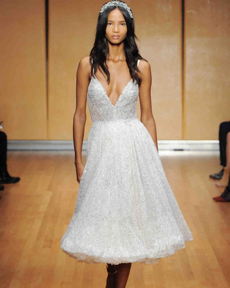 5 Beautiful Short Wedding Dresses for 2018