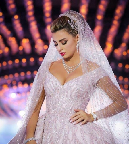 Bridal Hairstyles We Love From Real Weddings in The Middle East