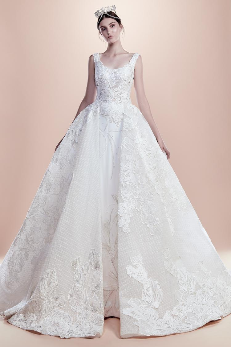 The 2018 Wedding Dress Collection by Esposa Couture