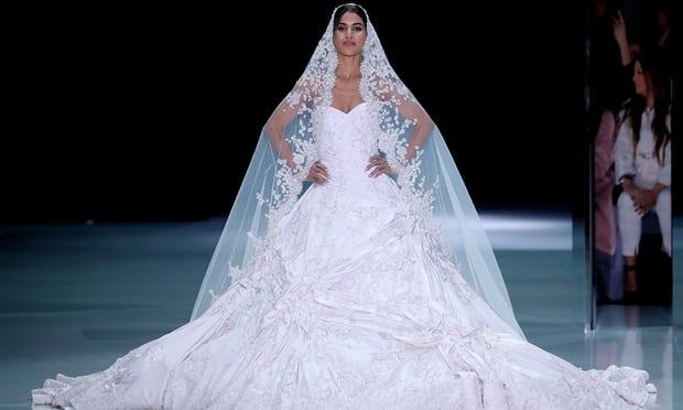 Wedding Dresses First Day Paris Fashion Week