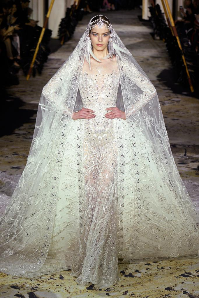 Wedding Dresses: Second Day Paris Fashion Week