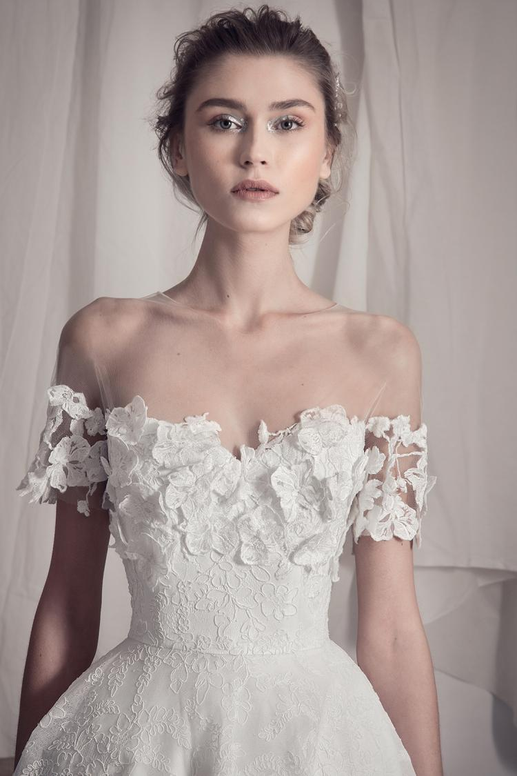 Beirut's Bridal Boutique, L'Atelier Blanc, Introduces Its First Wedding Collection