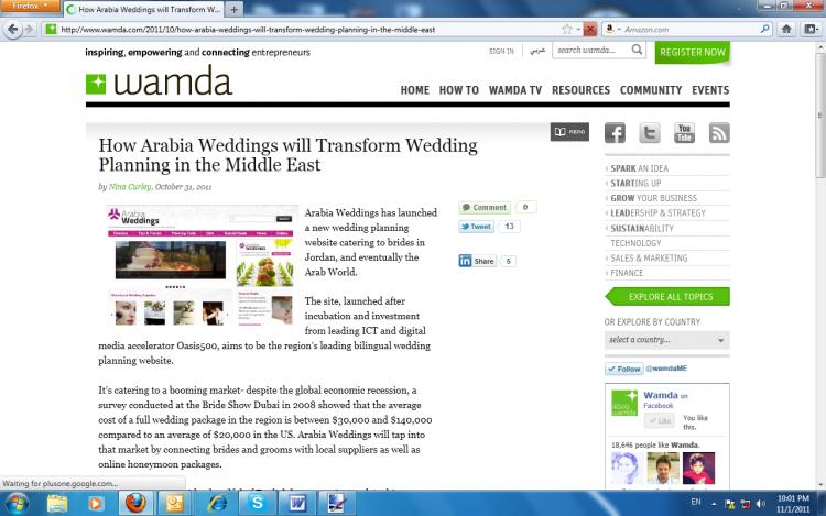 How Arabia Weddings Will Transform Wedding Planning in the Middle East l Wamda