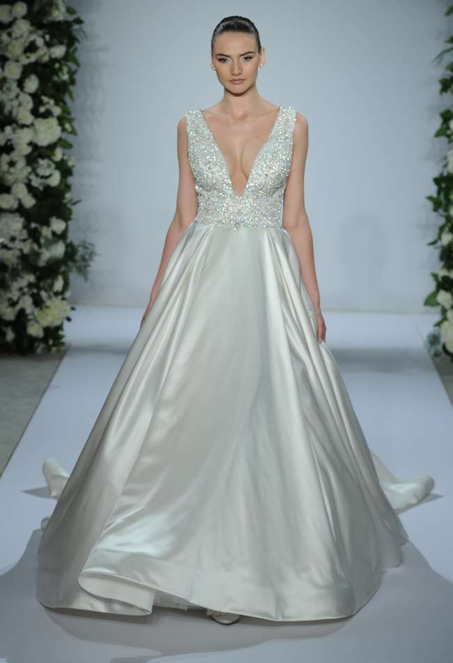 Dennis Basso Bridal Collection for Fall 2015 - Arabia Weddings