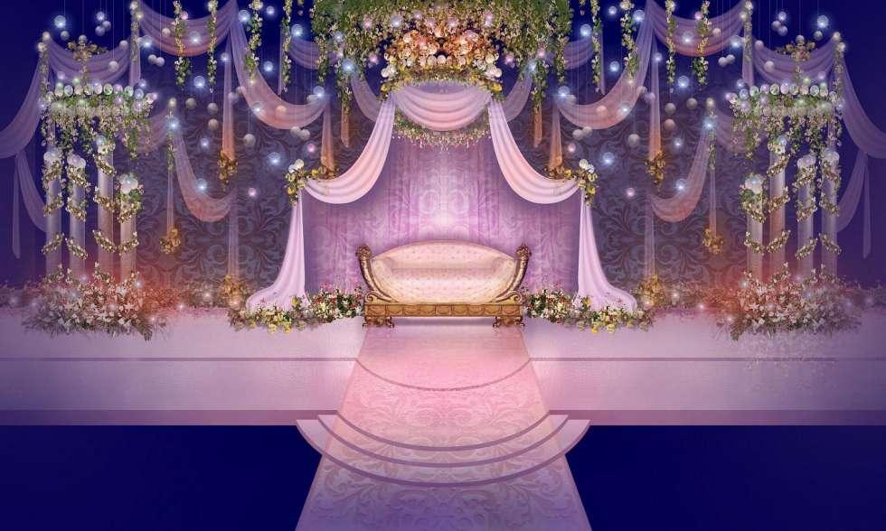 Pictures Of Wedding Koshas