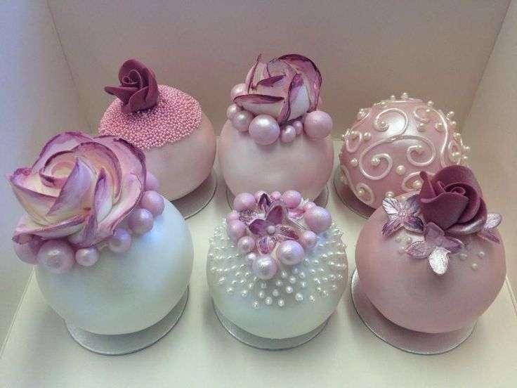 Temari Wedding Cake Balls
