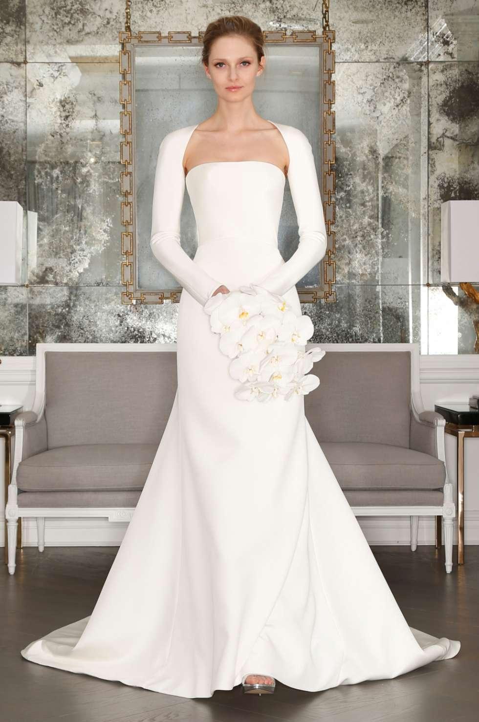 مجموعة رومونا كيفيزا لفساتين الزفاف