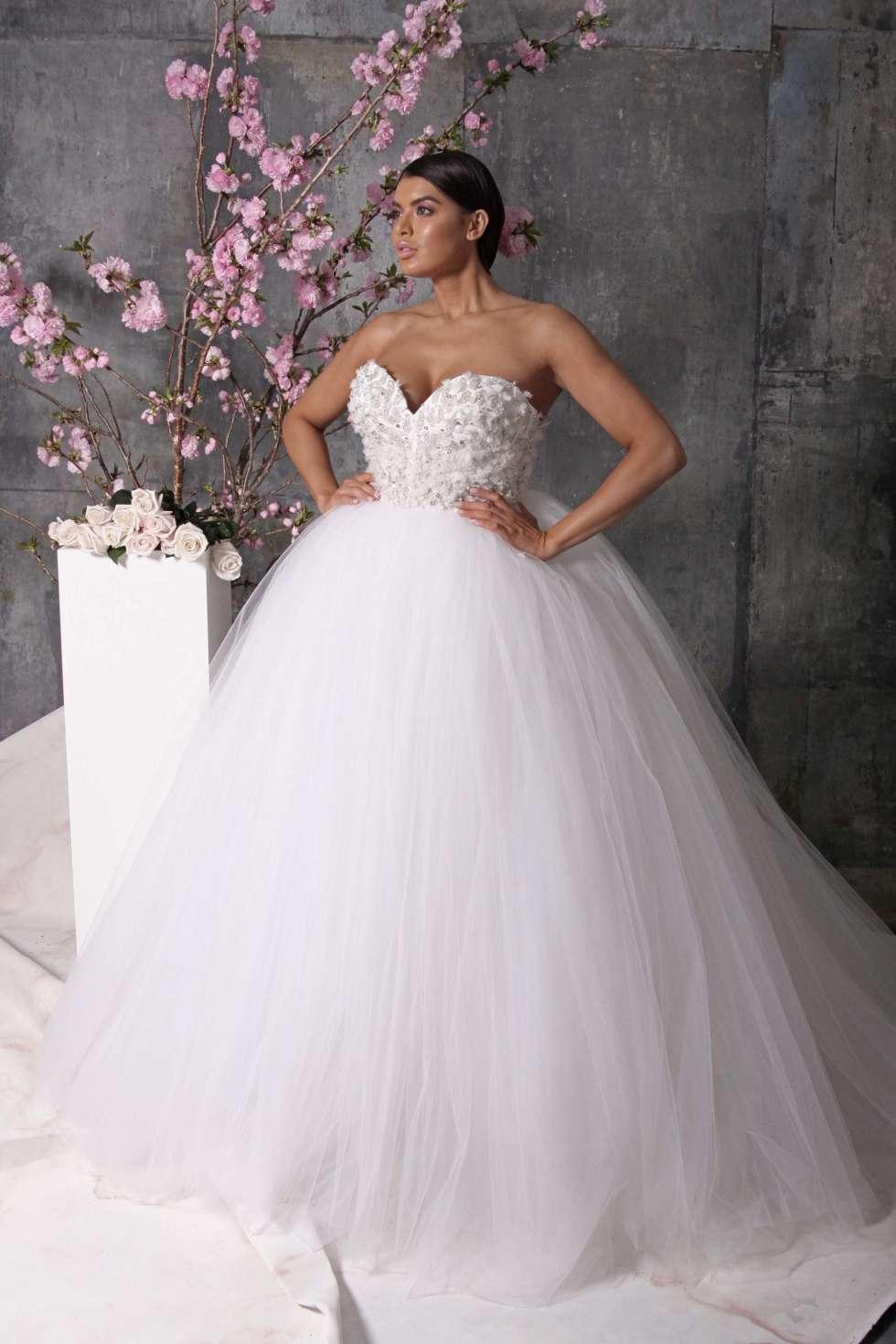 Algerian Wedding Dress 55 Simple Christian Siriano wedding dress