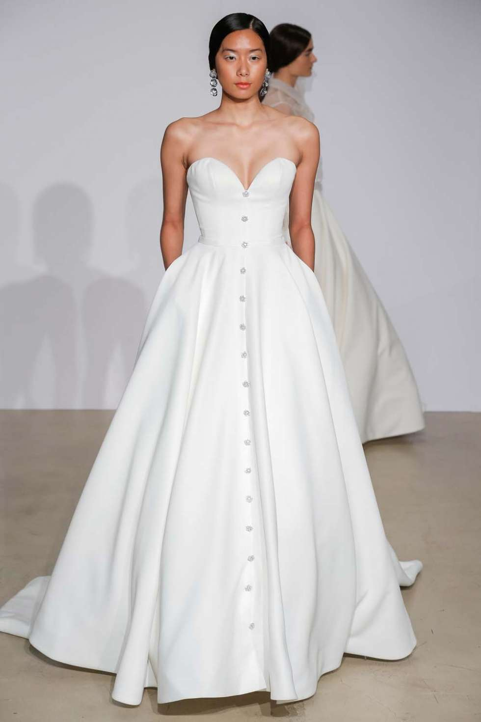 The 2018 Fall Winter Wedding Dress Collection By Justin Alexander