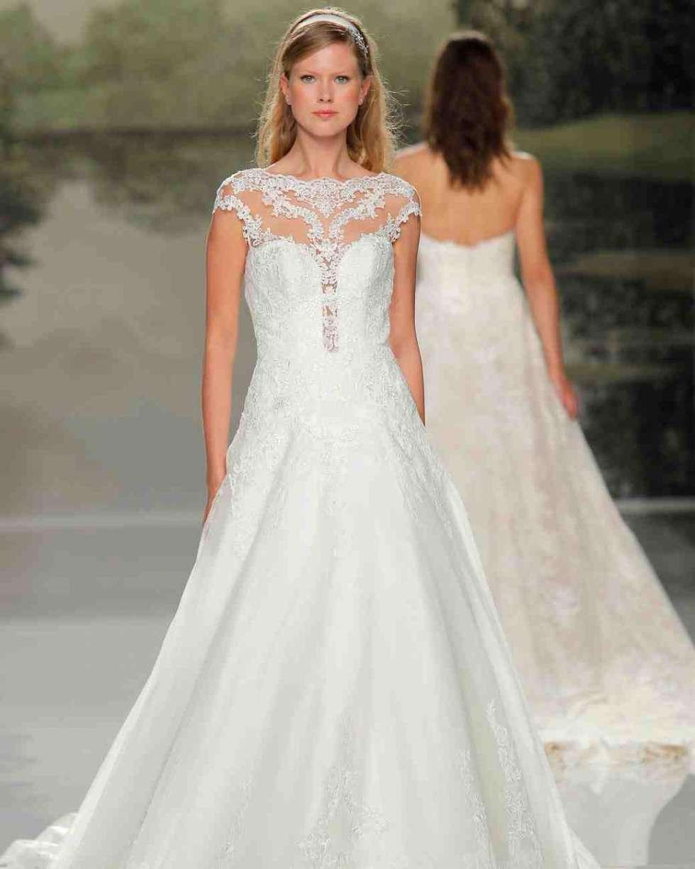 St. Patrick Spring 2018 Wedding Dresses - Arabia Weddings