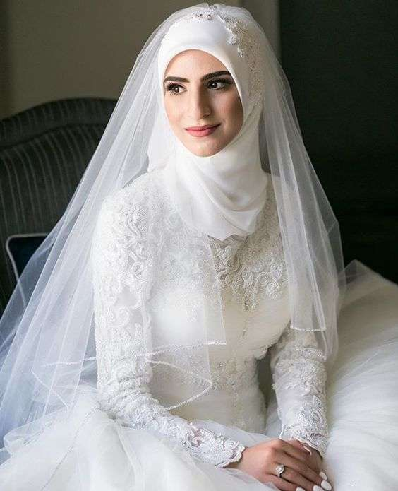 8f7a8d4b18e39 صور عرايس محجبات. حجاب العروس. حجاب العروس. عرائس محجبات. عرائس محجبات