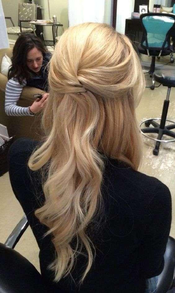 16 Simple Bridal Hairstyles For The Bride Of 2018 Arabia Weddings