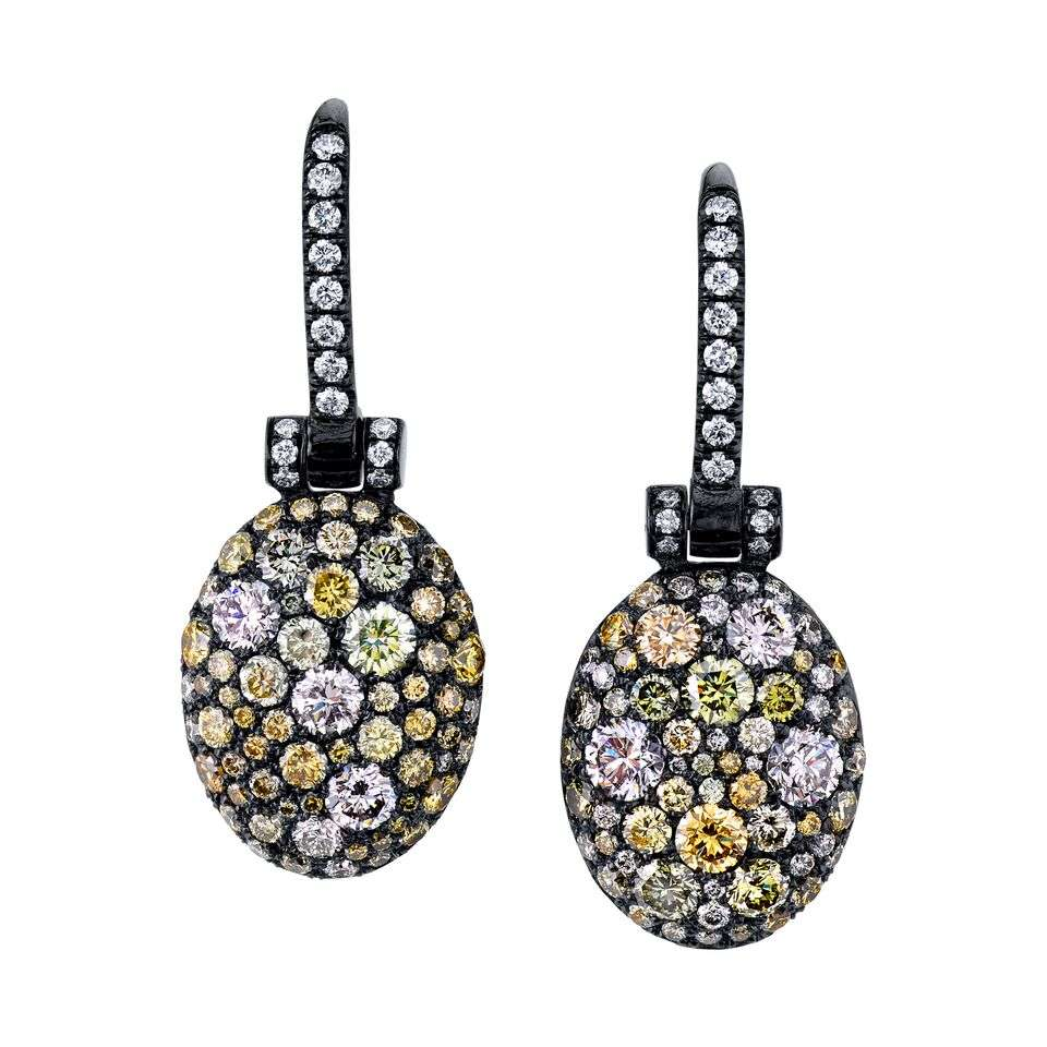 Jared Lehr Earrings Arabia Weddings
