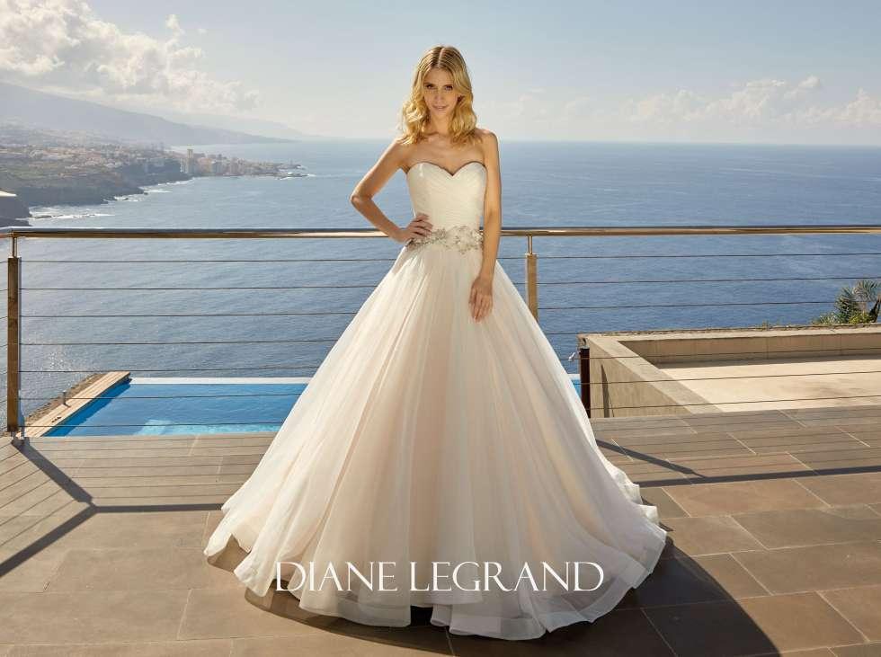 Best Wedding Dresses For 2019: Diane Legrand 2019 Wedding Dresses