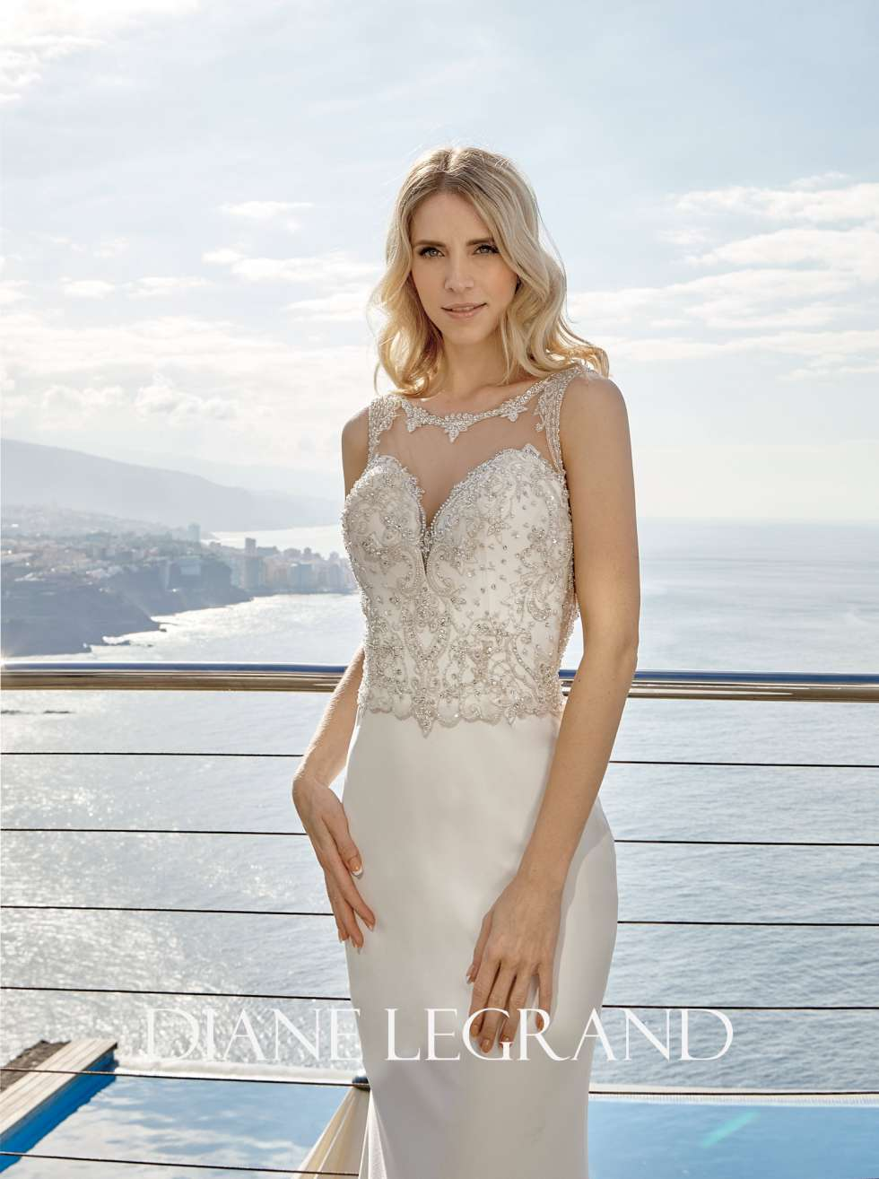 The Beautiful 2019 Wedding Dresses By Diane Legrand