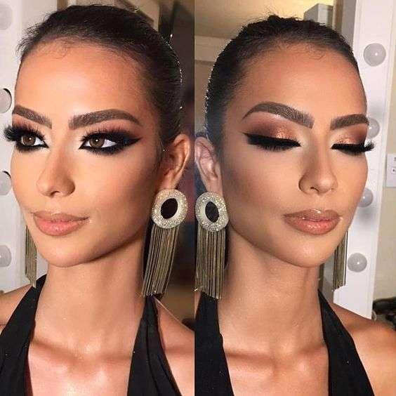 Arabic Inspired Makeup Looks Arabia Weddings