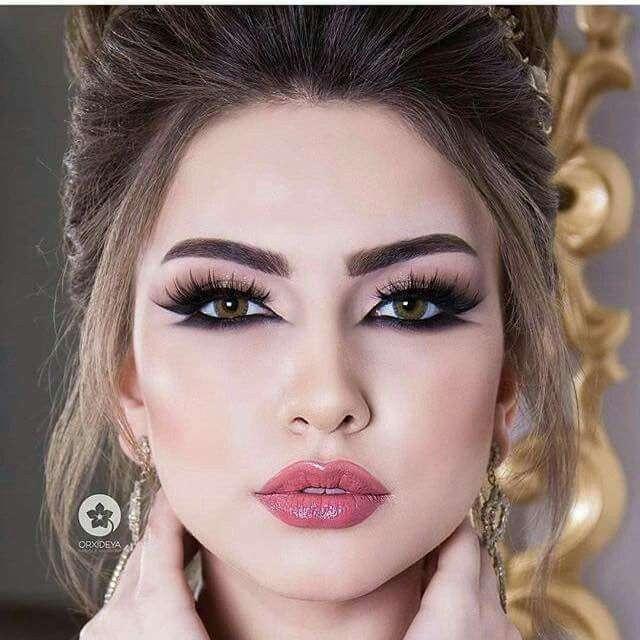 0ce0e0a58f11d Arab Inspired Makeup Look