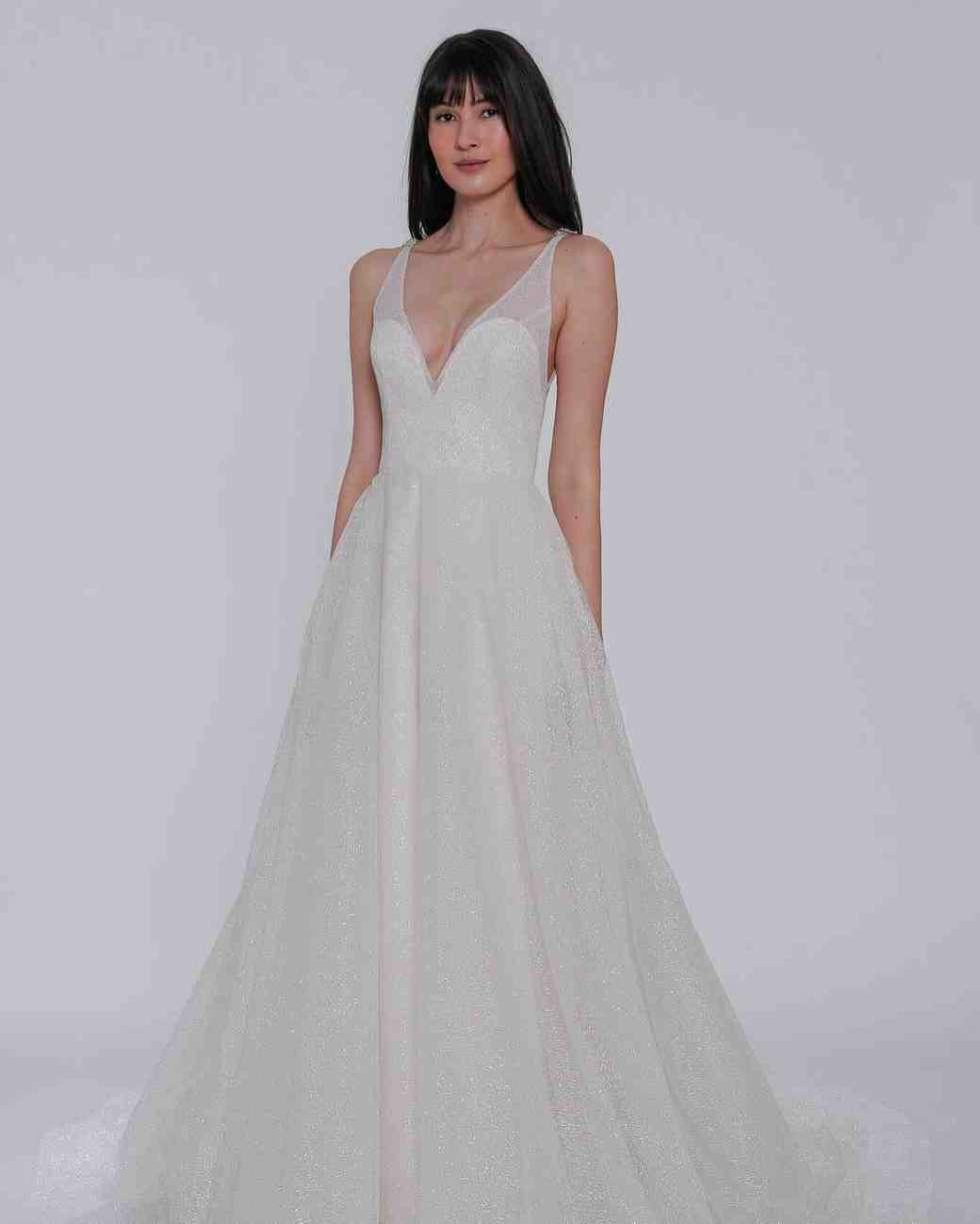 Spring Wedding Dresses: 2019 Spring Wedding Dresses By Lazaro