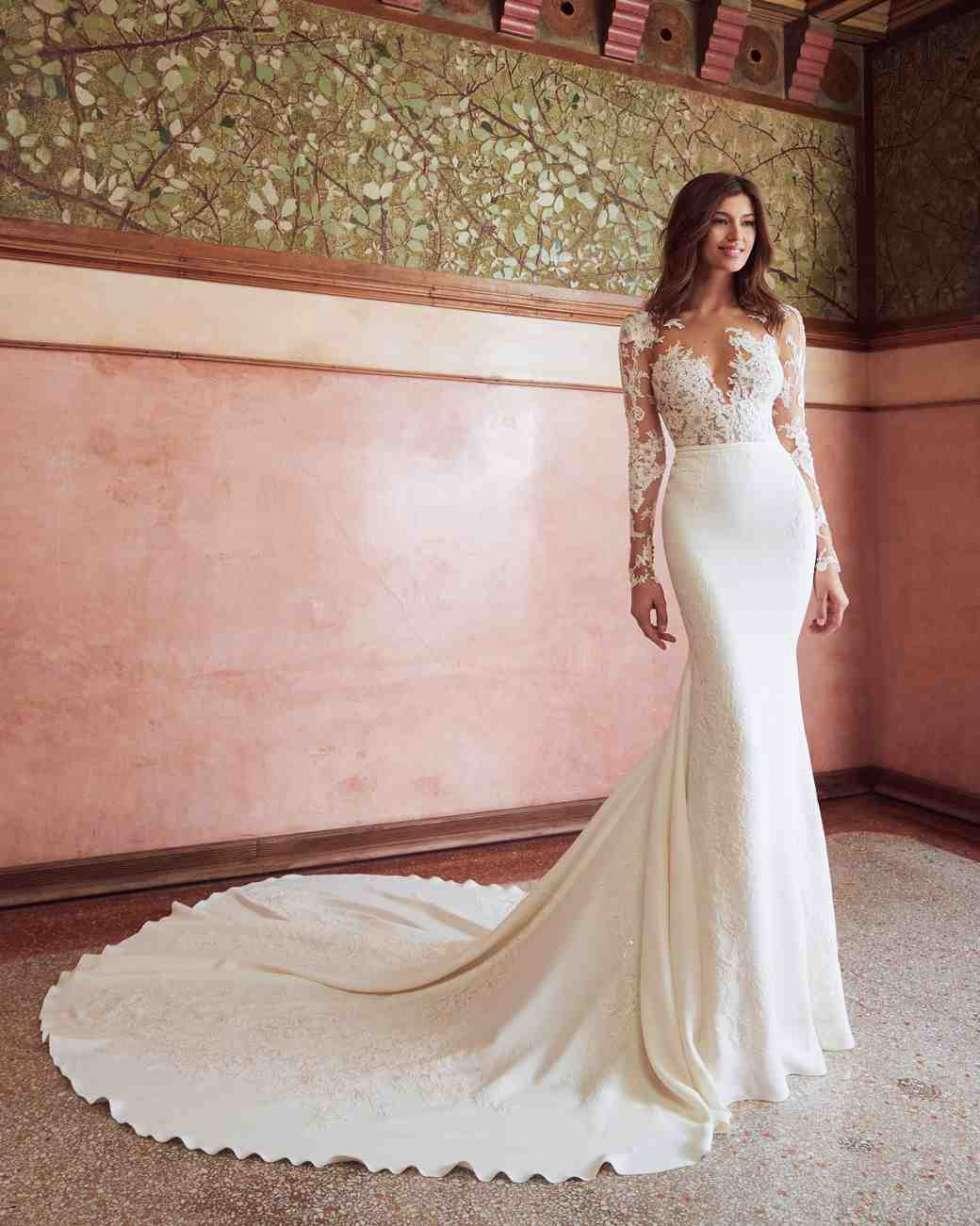Pronovias And Kleinfeld 2019 Wedding Dresses Arabia Weddings