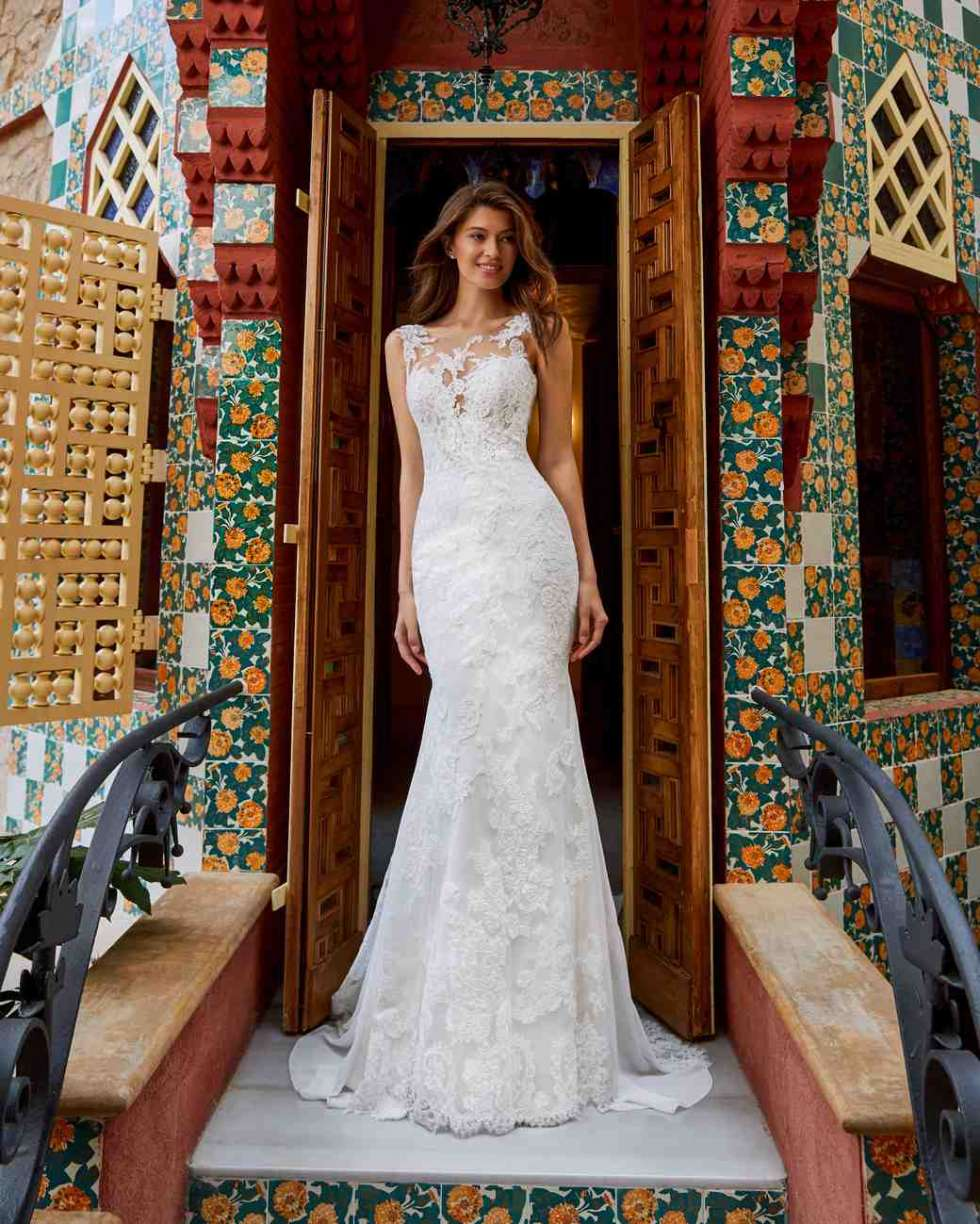 The 2019 Pronovias X Kleinfeld Wedding Dress Collection Arabia