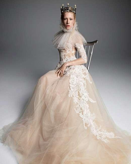 Vera Wang Fall 2019 Wedding Dresses