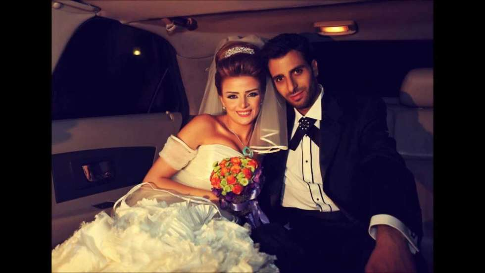Toni Qattan And Dana Abu Khader S Wedding Arabia Weddings