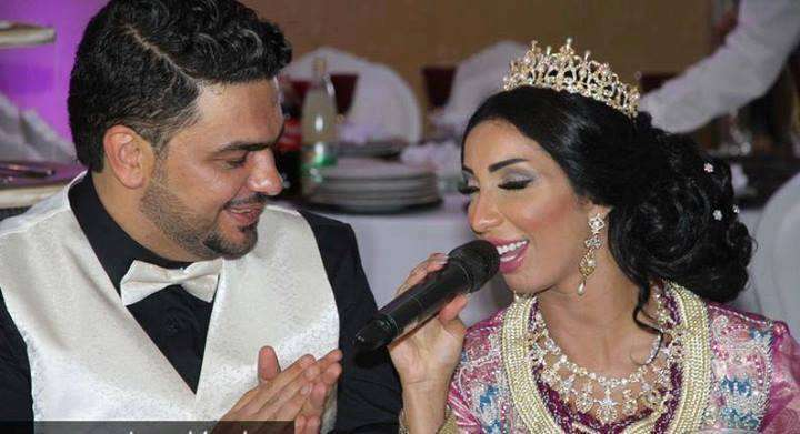 Donia Batma And Mohamed Al Turk S Wedding Arabia Weddings