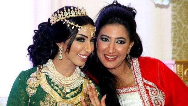 Donia Batma and Mohamed Al Turk's Wedding - Arabia Weddings