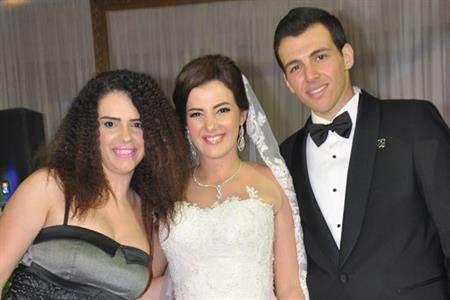 Donia Samir Ghanem and Rami Radwan's Wedding | Arabia Weddings  Donia Samir Gha...