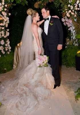 Hilary Duff and Mike Comrie\'s Wedding - Arabia Weddings