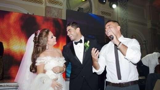 khaled selim and khayreya hesham alis wedding arabia