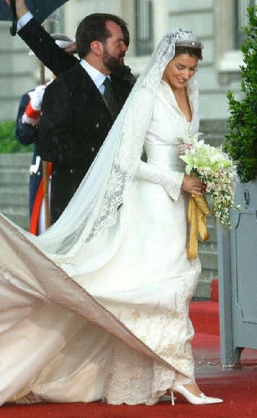 Queen Letizia Ring