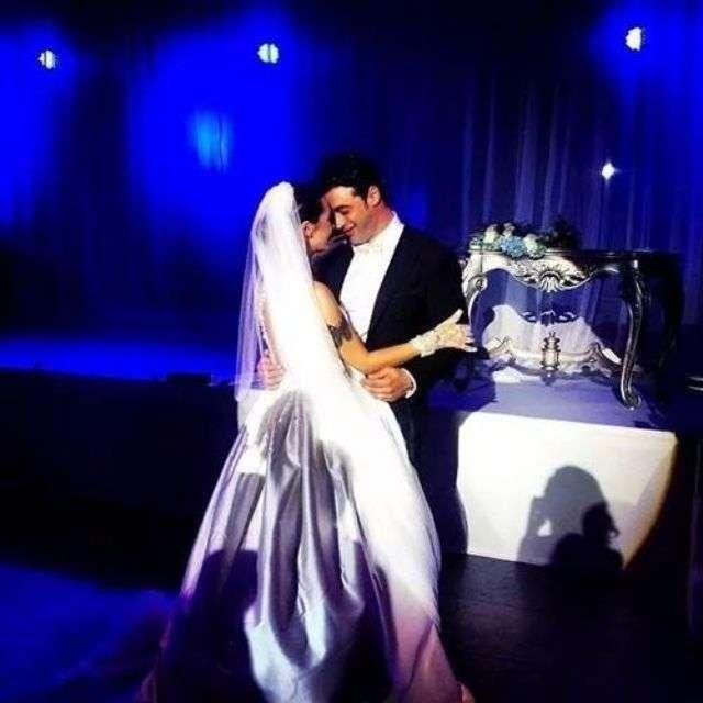 Birce Akalay And Aarp Levendoğlu S Wedding Arabia Weddings