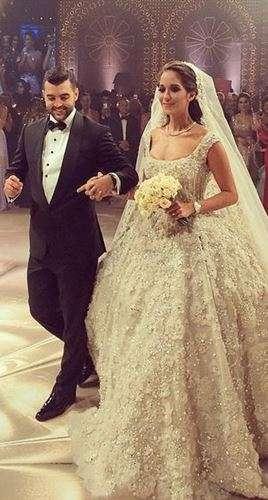 lana el sahely and ali awada u0026 39 s wedding